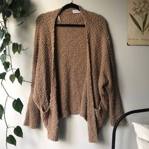 Taupe From Palmer Cardigan